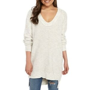 NWT Free People Sunday Sweater